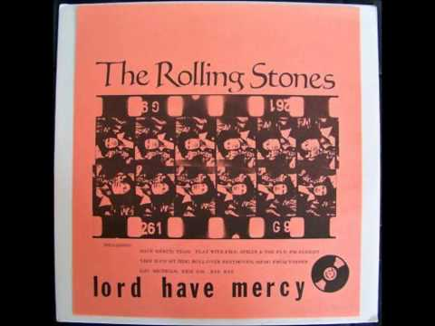 Rolling Stones - Lord Have Mercy - Side 1