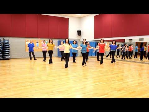 Beautiful Wonderful - Line Dance (Dance & Teach in English & 中文)