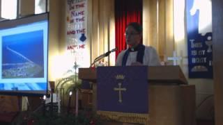 Sermon at Mt. Calvary Lutheran Church (Dec. 7th, 2014)