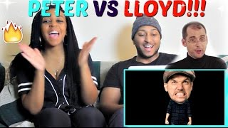 "Epic Rap Battles of History Season Finale ""Nice Peter vs EpicLLOYD"" REACTION!!!"
