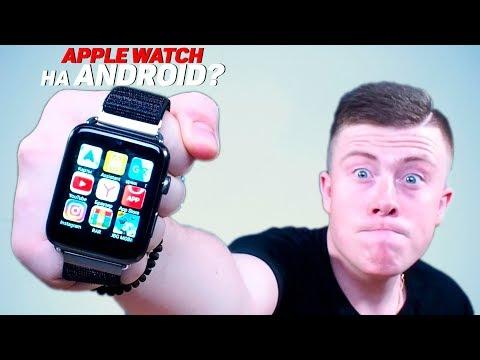 Смарт Часы с YouTube, PUBG и 4G!!! Как Apple Watch 5, только в 6 РАЗ ДЕШЕВЛЕ! Lemfo LEM 10