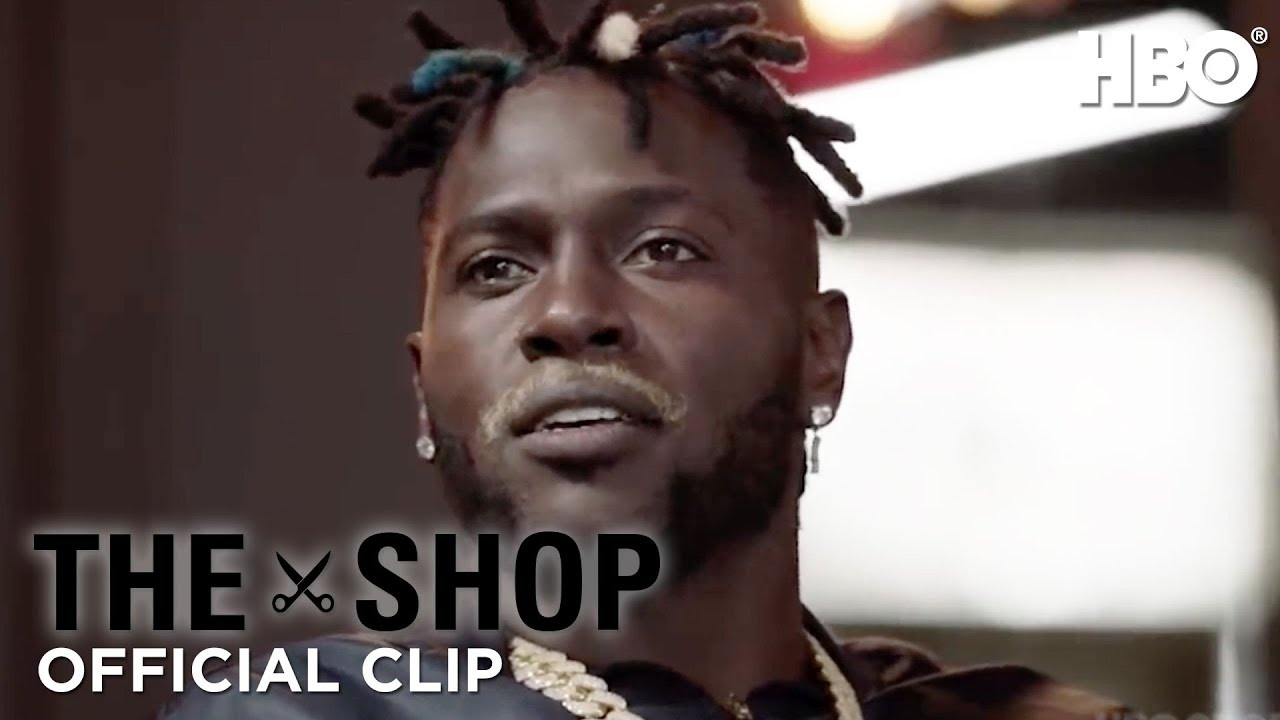 The Shop: Damn, That's Where We're at Now?' ft. Antonio Brown (Season 2 Clip) | HBO