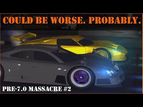 Some Variety, But Mostly Failure   Racing Rivals Pre-7.0 Massacre Part 2