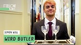 So hart ist die Ausbildung zum Butler