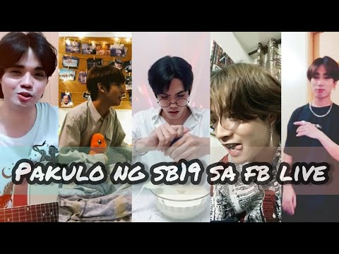 sb19-highlights:-pakulo-during-fb-live!!!🤣(justin,-sejun,-stell,-ken-&-josh)|part1|part2👇🏻