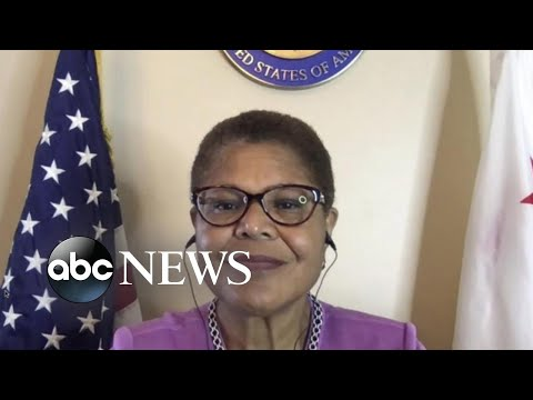 Congressional Black Caucus chair talks police use of force