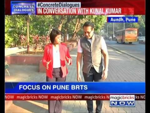 Concrete Dialogues – In conversation with Pune Municipal Commissioner – Kunal Kumar