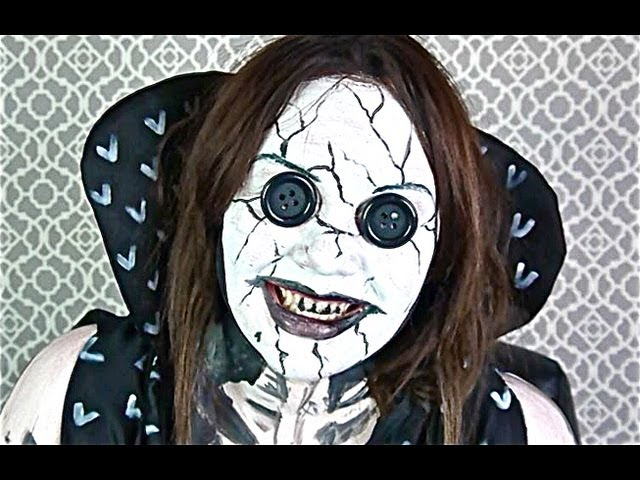 Coraline Other Mother Makeover Youtube
