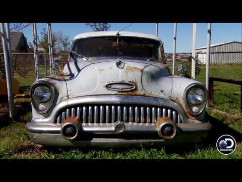 What's Hiding In this Texas Car Graveyard? | Fast N' Loud