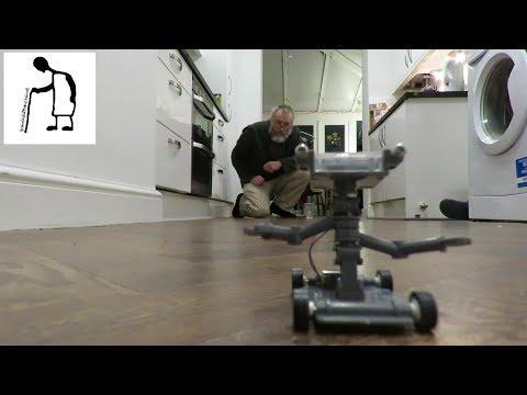 Green Science Salt Powered Robot Kit FULL LENGTH