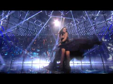 Mariya Yaremchuk - Tick - Tock (Ukraine) LIVE Eurovision Song Contest 2014 Grand Final