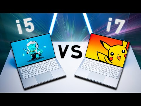 Intel, what HAPPENED?  i5 vs i7 Laptop Performance