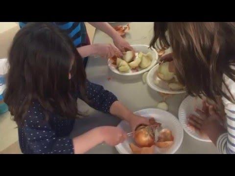 Chabad  Hebrew School of New Rochelle - Model Sader & Matzah Bakery