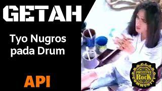 Getah Api Original Video Clip Courtesy of Terry Prayoga Petrucimage