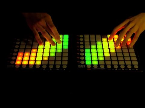 Lightshow Tutorial 2: Getting Launchpad Buttons To Light Up In User 1 Mode