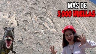 Por aquí pasaron más de 5,000 DINOSAURIOS Sucre BoliviaI Turismo con Pao 🦖