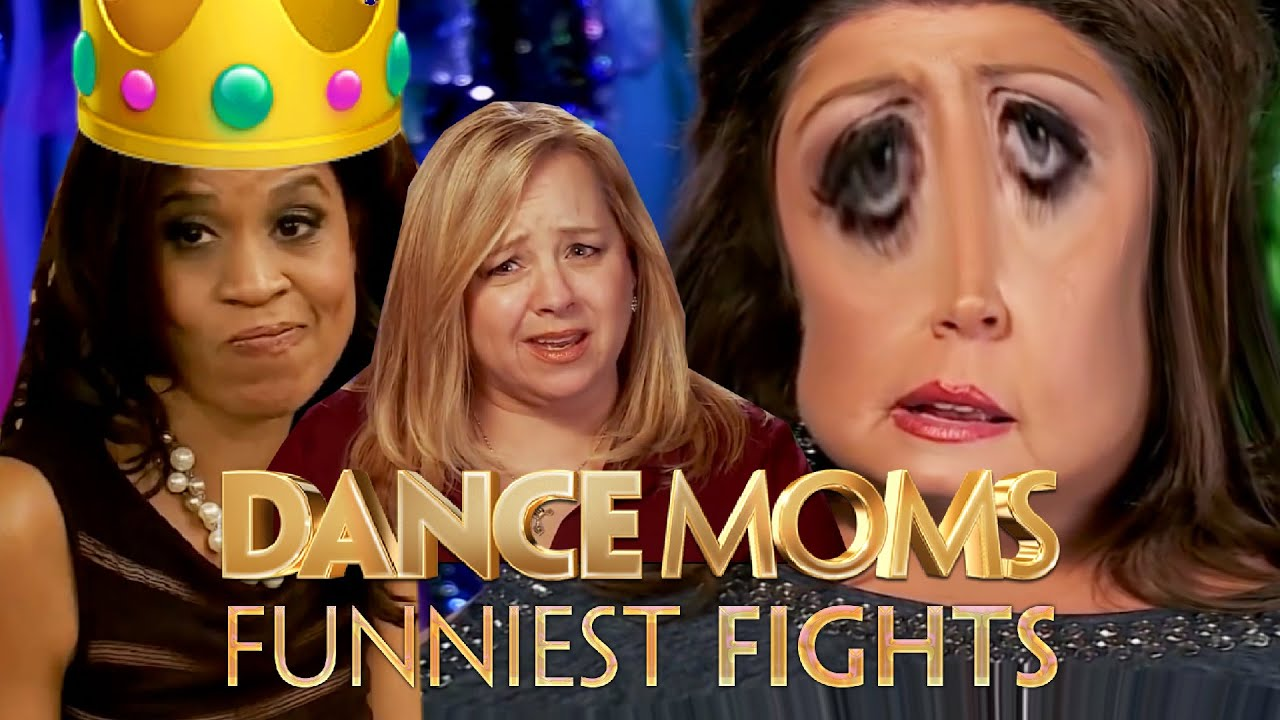 dance moms funniest fights back from the dead