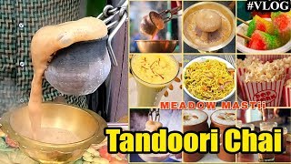 World First Tandoori Chai | #TandooriChai | How is tandoori chai made?
