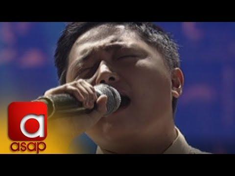 ASAP: Jake Zyrus sings 'Para Sa'yo'