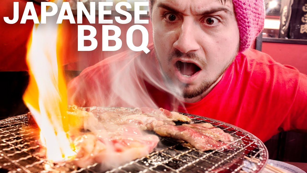f61e849800c4 Cheapest ALL YOU CAN EAT Yakiniku in the TOKYO - YouTube
