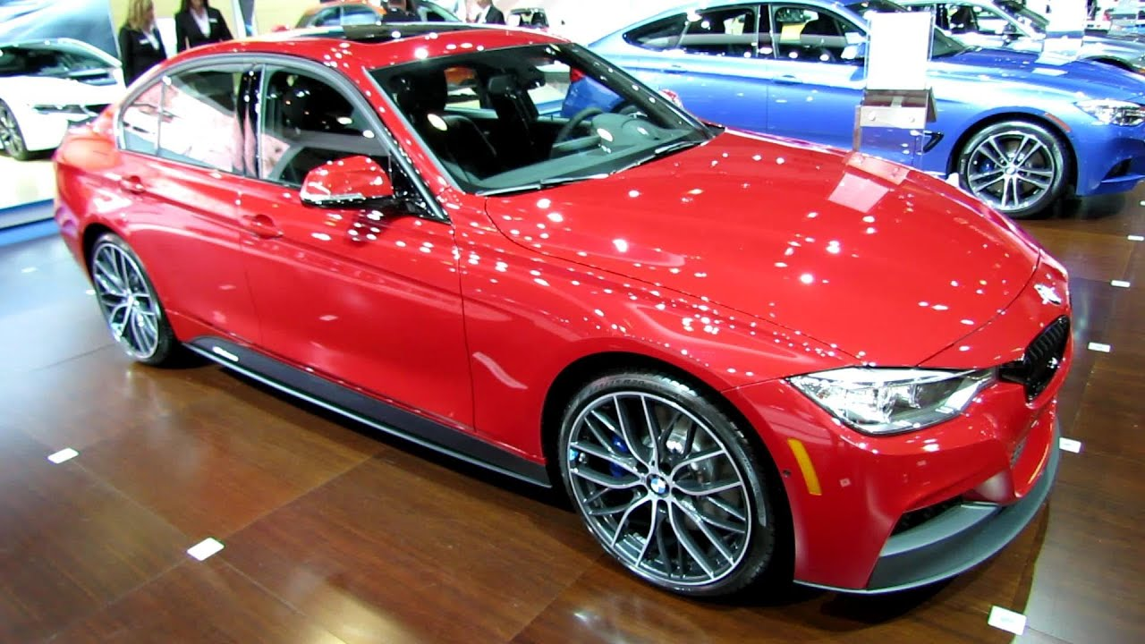 2014 bmw activ hybrid3 m sport line exterior and interior walkaround 2013 la auto show youtube