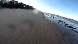 Cold Training Movie Compilation 21.12.2014 in Bulduri, Jurmala, Latvia