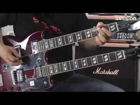 Epiphone Limited Edition G-1275 Double Neck CH