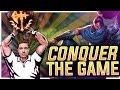 FROGGEN | CONQUEROR AND CONQUER THE GAME