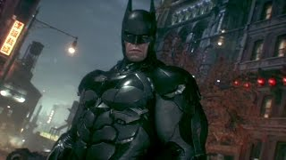 Batman: Arkham Knight - Officer Down Gameplay Trailer