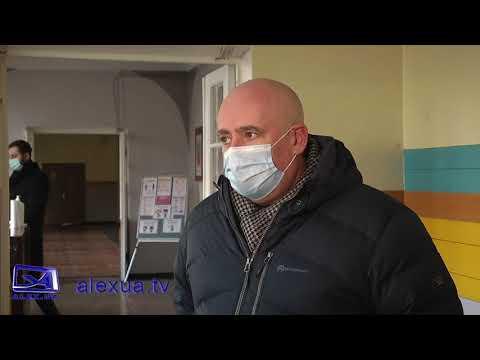 Телеканал ALEX UA - Новости: Коронавірусна ситуація в запорізьких школах