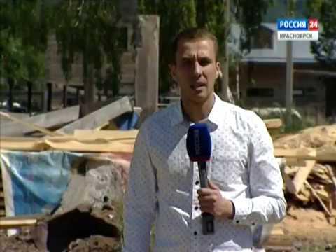 В Дивногорске подросток погиб под завалами песка