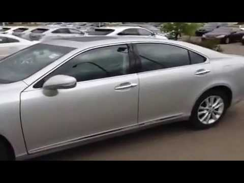 Pre Owned 2010 Lexus ES 350 Leather and Moonroof