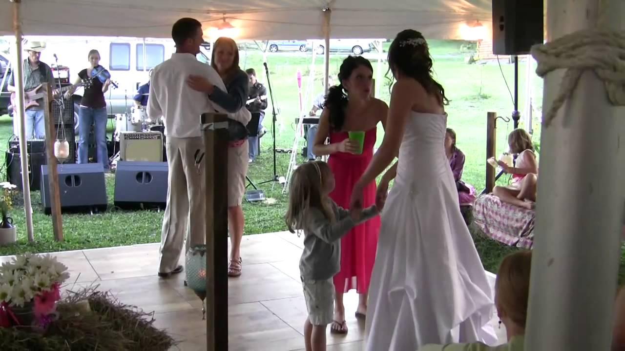 Bride Groom Dollar Dance