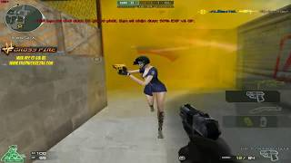CF : Những người cầm sniper, thường là những người nguy hiểm - Đột Kích - Huy Hai Huoc
