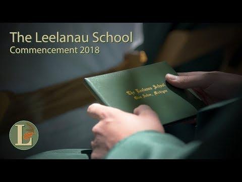 The Leelanau School Graduation - 2018