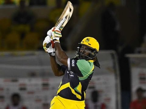 Jamaica Tallawahs Vs Barbados Tridents || Last 5 Over CPL T20 2016 Full Highlights
