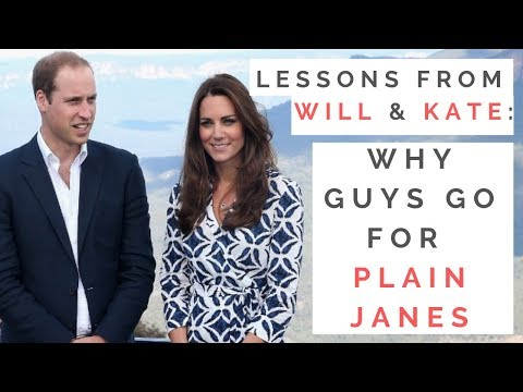 LOVE LESSONS FROM KATE MIDDLETON: Why Guys Are Intimidated By You & Go For Plain-Jane Women!