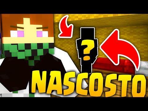 NASCOSTI nel NUCLEO CI SCOPRIANNO?! - Minecraft BEDWARS ITA