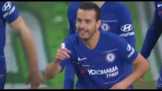 Chelsea vs Newcastle United 2 1 Highlights & Goals 12-01-2019