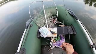 Рыбалка на щуку с лодки разведка мест