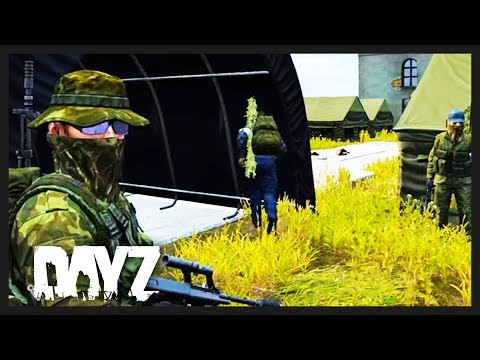 Mystery at the Trade Station - DayZ .62