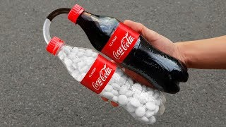 Experiment: Coca Cola and Mentos!