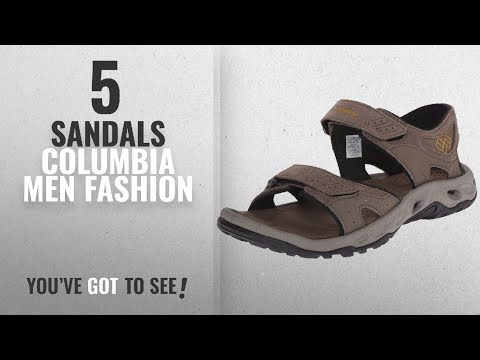 Top 10 Sandals Columbia [Men Fashion Winter 2018 ]: Columbia Men's Ventero Hiking Shoe, Mud, Maple