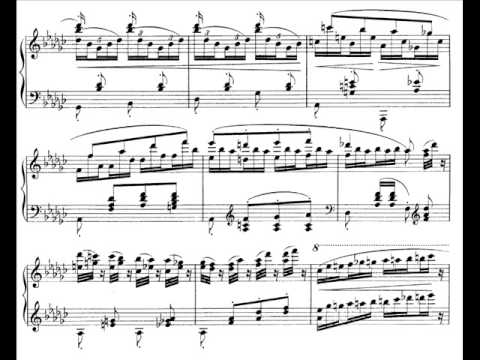 Schubert's 'Military March' Tausig Transcription played by Cziffra Audio + Sheet Music