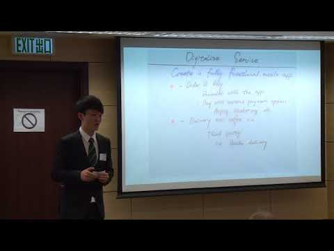 2017 Round 3 Macao Polytechnic Institute - HSBC/HKU Asia Pacific Business Case Competition