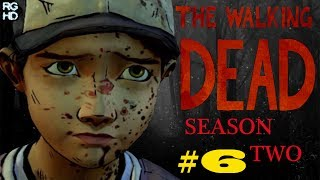 THE WALKING DEAD SEASON 2 | Gameplay ITA | Tutto ciò che resta | #6