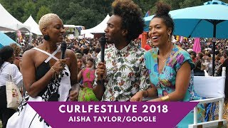 CURLFEST Live 2018 Google Helps Small Businesses!