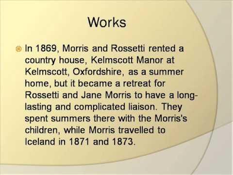 Dante Gabriel Rossetti Life & Works