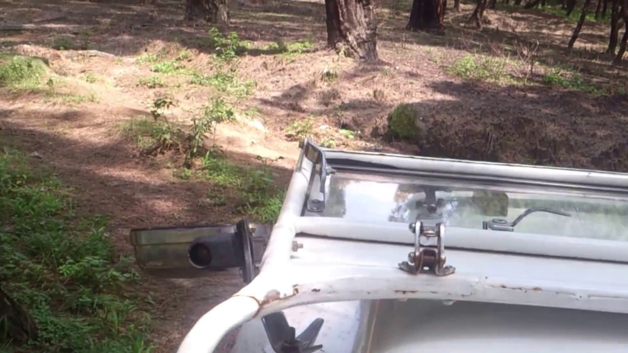 Off-road on Landdi JEEP   3c Turbo (Toyota)   MASSIVE POWER