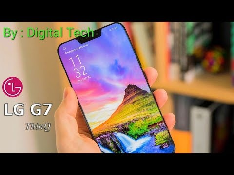 Mobile Info: LG G7 ThinQ Reset